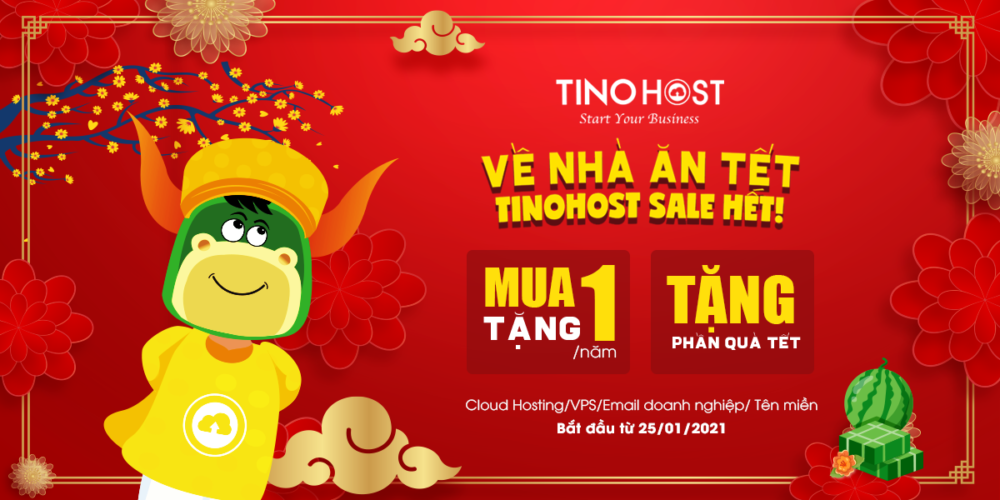Banner Tinohost Tet
