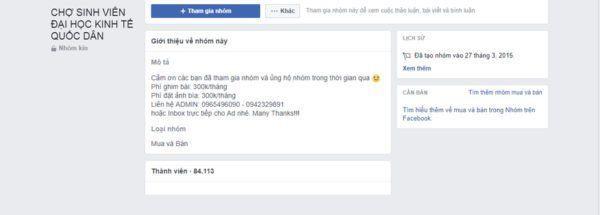CẬP NHẬT: Tổng hợp các Group bán hàng trên Facebook 2021 5