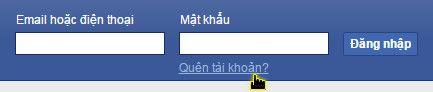 lấy mật khẩu facebook bằng hình ảnh