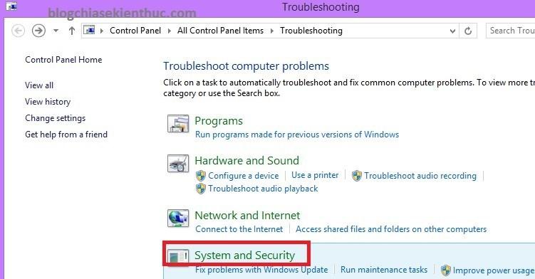 Cách fix lỗi Full Disk 100% windows 8/8.1/10