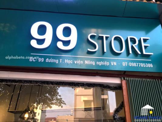 tên shop ấn tượng