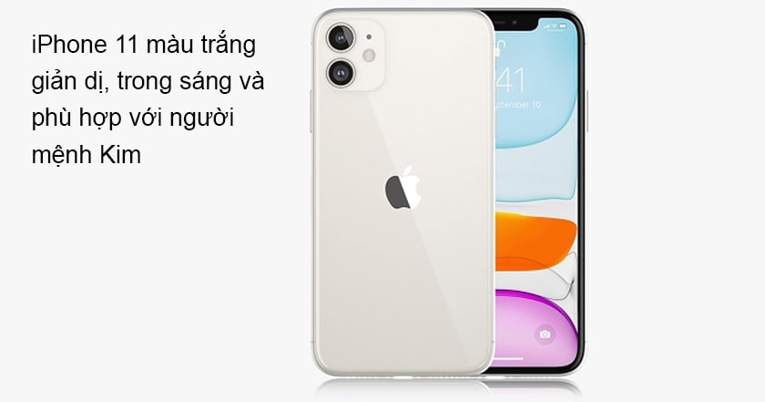 Iphone 11 Co Bao Nhieu Mau Mua Mau Nao Hop Phong Thuy 2 Min