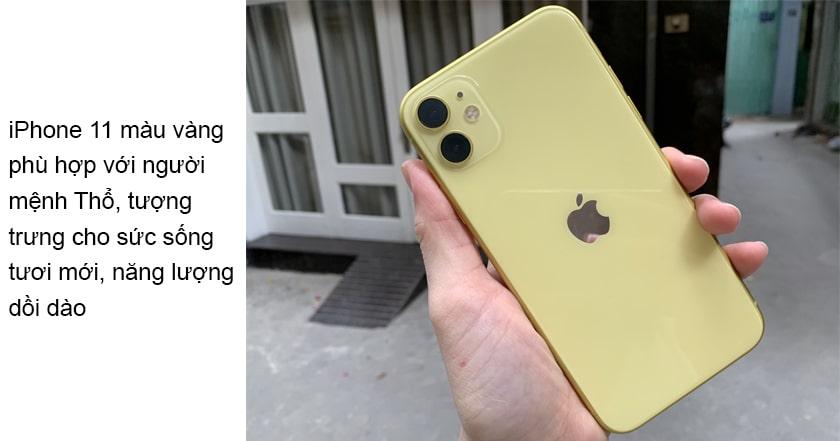 Iphone 11 Co Bao Nhieu Mau Mua Mau Nao Hop Phong Thuy 5 Min