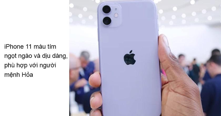 Iphone 11 Co Bao Nhieu Mau Mua Mau Nao Hop Phong Thuy 6 Min