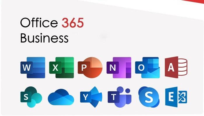 Mua Office 365 Business 1