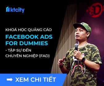 Khóa Học Quảng Cáo Facebook Ads