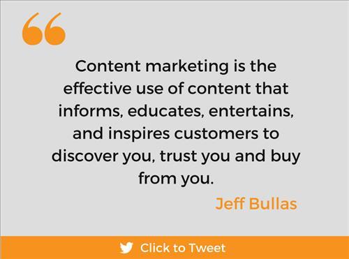 110322 Content Marketing 101 Jeff Bullas 1