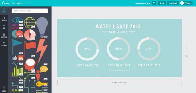 Canva-Infographic-Maker