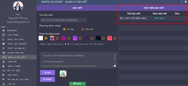 TOP 10+ Phần mềm Tool hẹn giờ đăng bài Facebook tốt nhất 6
