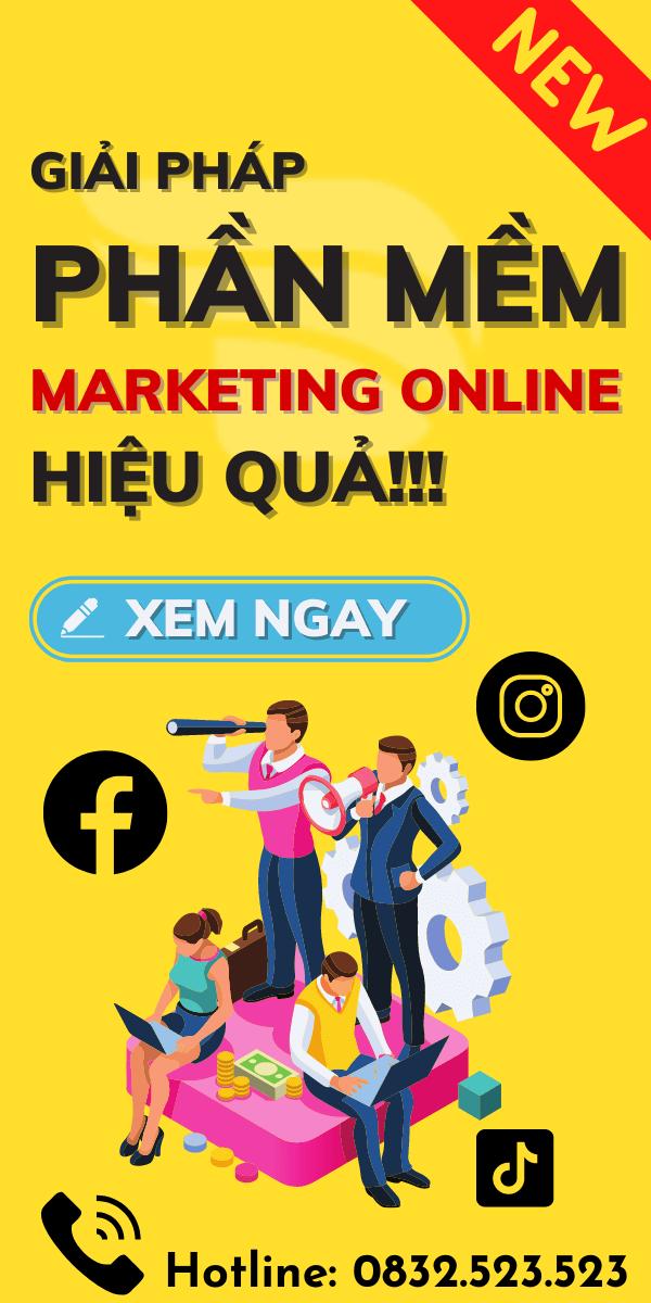 Giải Pháp Phần Mềm Marketing Online Hiệu Quả!!! (1)