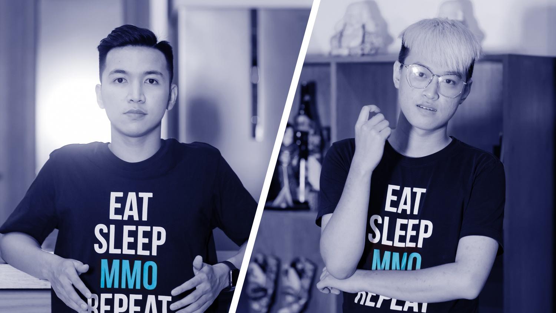 Ao Thun Eat Sleep Mmo Repeat Chiec Ao Quoc Dan Danh Cho Nhung Nguoi Lam Mmo Kinh Doanh Online