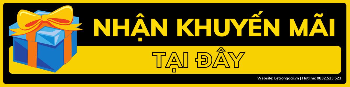 Banner Khuyến Mãi