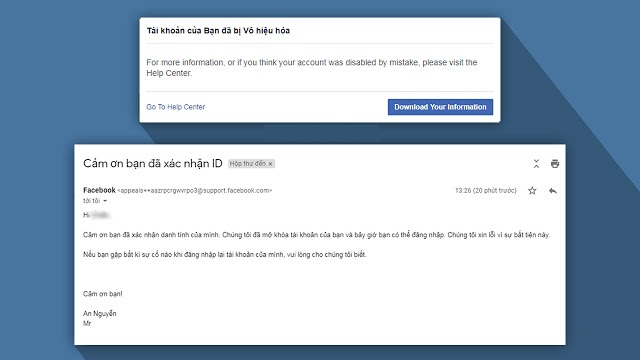 Unlock Facebook FAQ 723