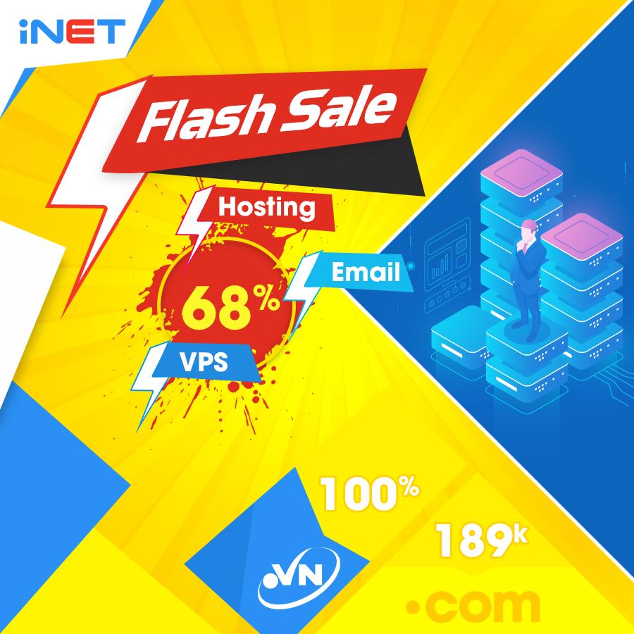 Inet Flash Sale 1