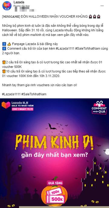 Mau Content Quang Cao Khuyen Mai 1