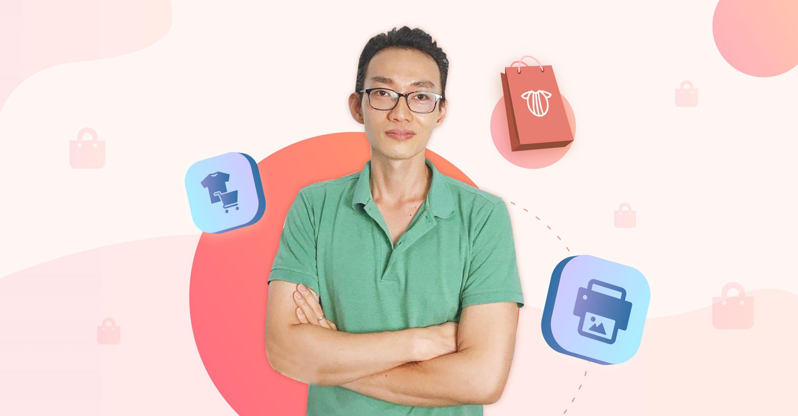 Pod Mastery Xay Dung Cua Hang Kinh Doanh Online Voi Hinh Thuc Pod Thi Truong Quoc Te Doanh Thu Trieu Do Tu Con So 0