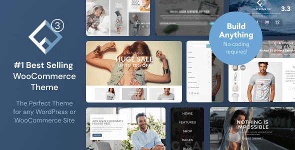 Themeforest Poster. Large Preview