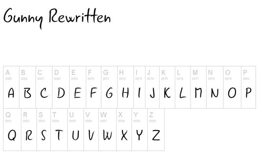 Share MIỄN PHÍ Full bộ Font chữ Handwriting việt hóa tuyệt đẹp đầy đủ nhất 14