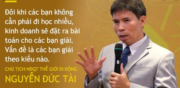 Nguyễn Đức Tài là ai? Tiểu sử người giàu nhất sàn chứng khoán Việt Nam 16