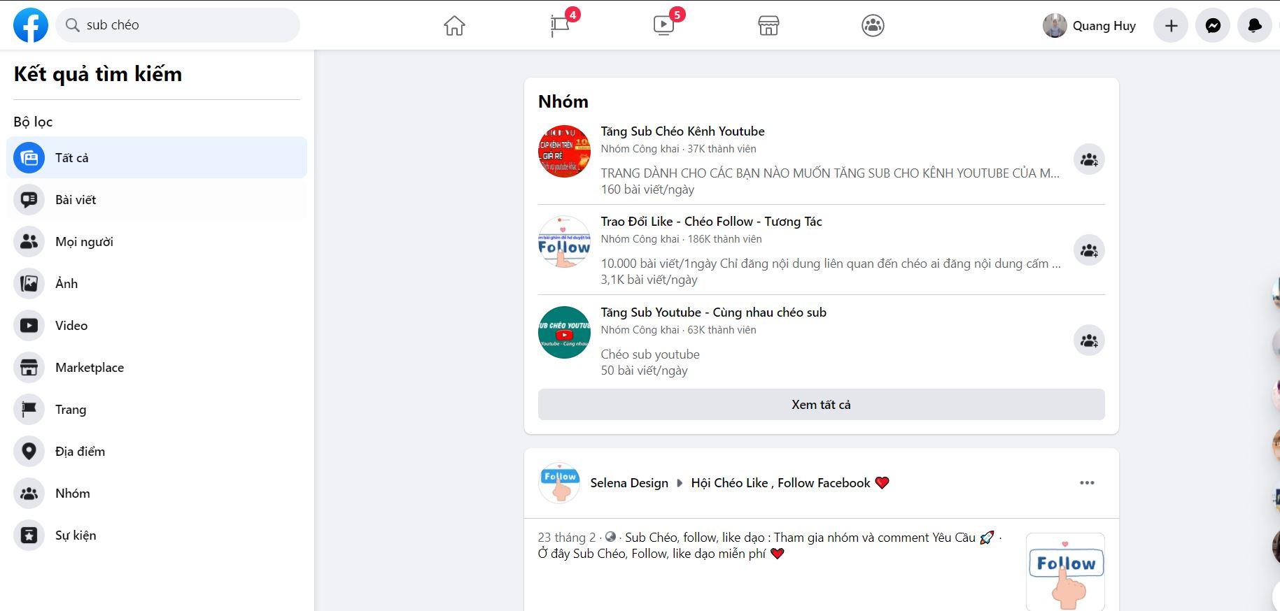 TOP 10+ Cách tăng lượt theo dõi ảo trên Facebook chi tiết A-Z 1