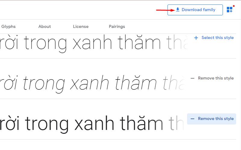 Sforum - Trang thông tin công nghệ mới nhất 3-56 Font chữ tiếng Việt đẹp nhất 2021 và cách cài đặt trên Win 10