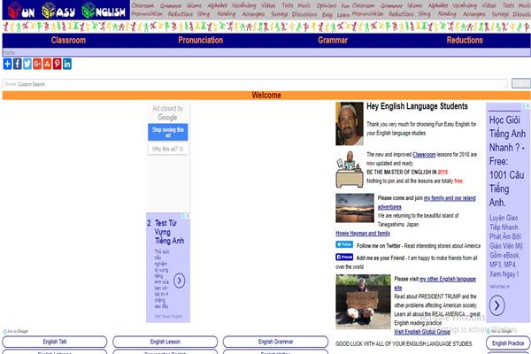 Top 10 website học tiếng anh Online miễn phí dành cho HSSV - Ảnh 3