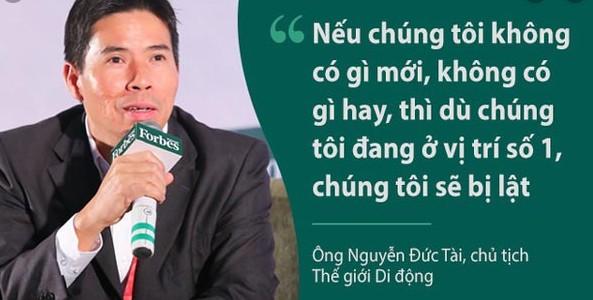 Nguyễn Đức Tài là ai? Tiểu sử người giàu nhất sàn chứng khoán Việt Nam 18