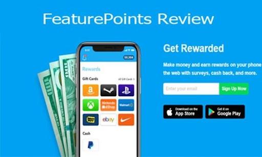 App chơi game FeaturePoints