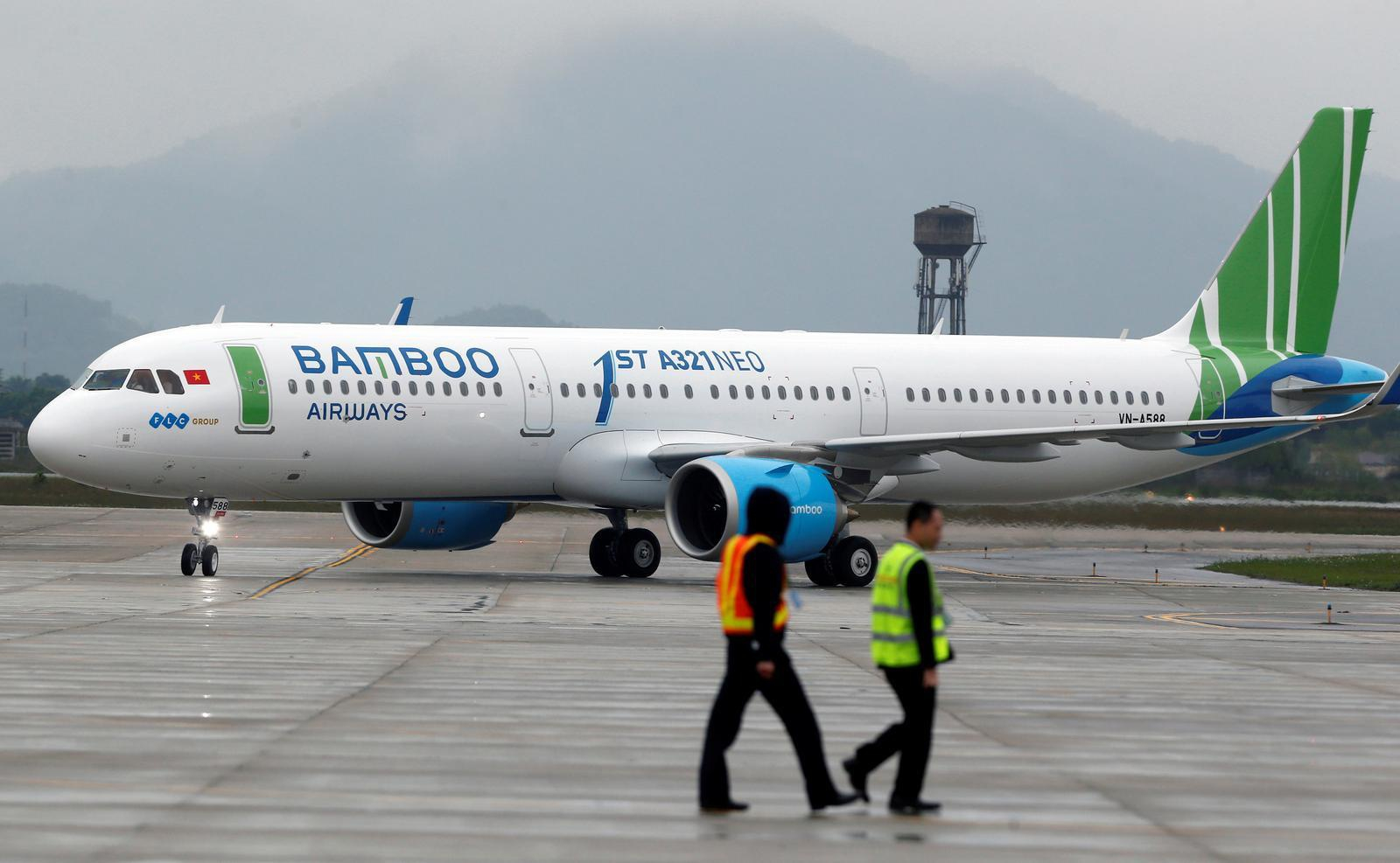 airbus a321neo bamboo