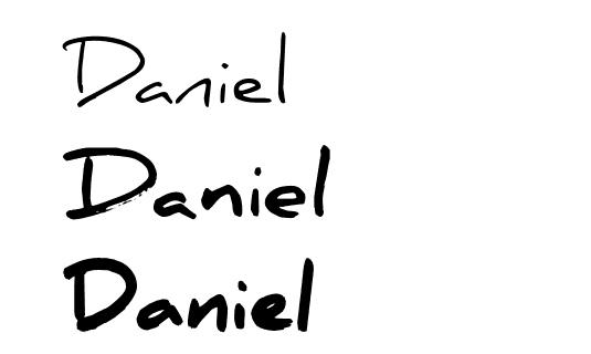 Share MIỄN PHÍ Full bộ Font chữ Handwriting việt hóa tuyệt đẹp đầy đủ nhất 31