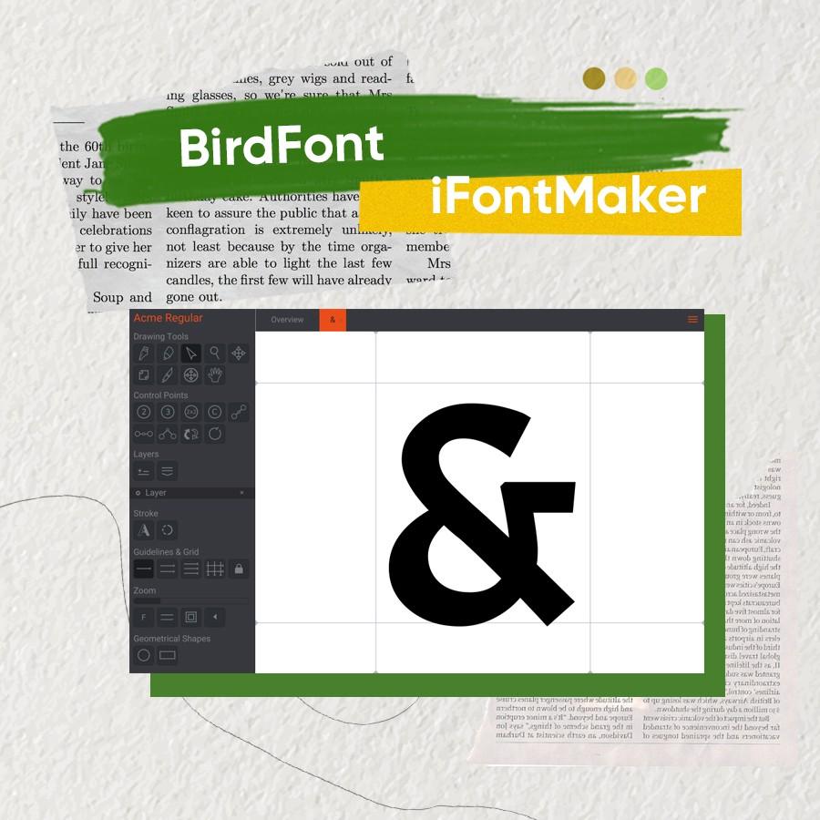 TOP 10 Phần mềm thiết kế Font chữ đẹp chuyên nghiệp miễn phí 5
