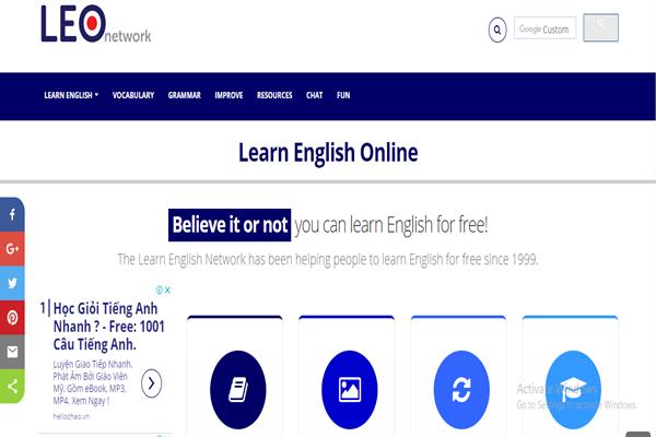 Top 10 website học tiếng anh Online miễn phí dành cho HSSV - Ảnh 10