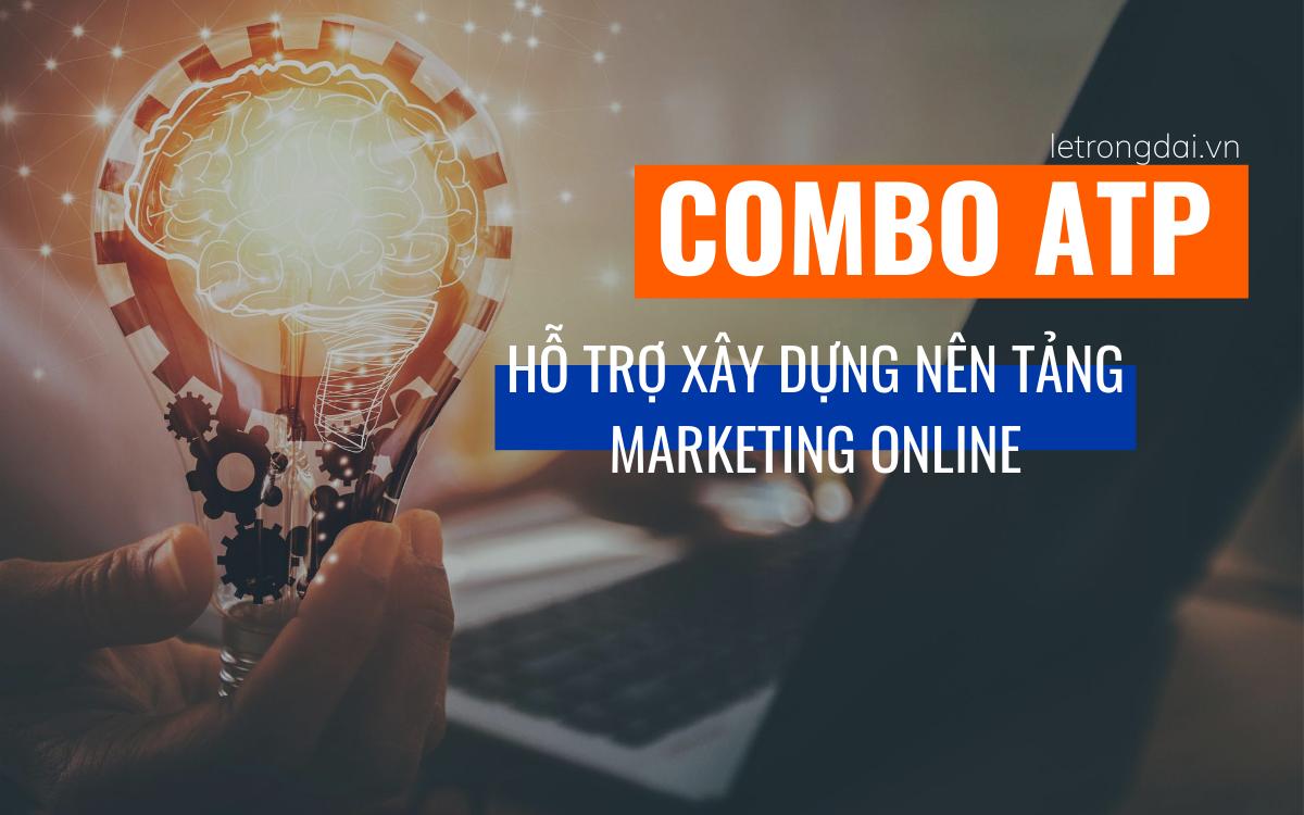 Combo Atp Gói Giải Pháp Hỗ Trợ Xây Dựng Nền Tảng Marketing Online 1