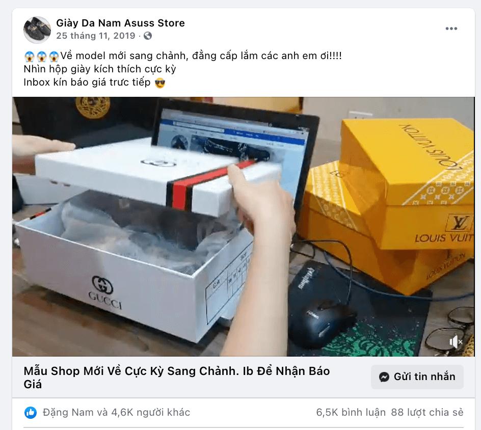 Top 99+ Mẫu Content Giày Nam Hút Khách Nhất Hiện Nay