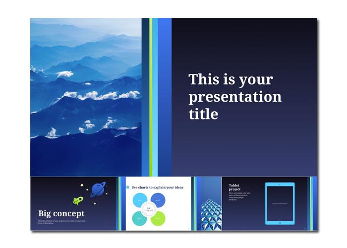 mẫu slide powerpoint đẹp miễn phí 8