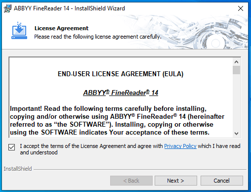 Phần mềm Abbyy Finereader Full 14, 15 bản quyền cập nhật 2021 2
