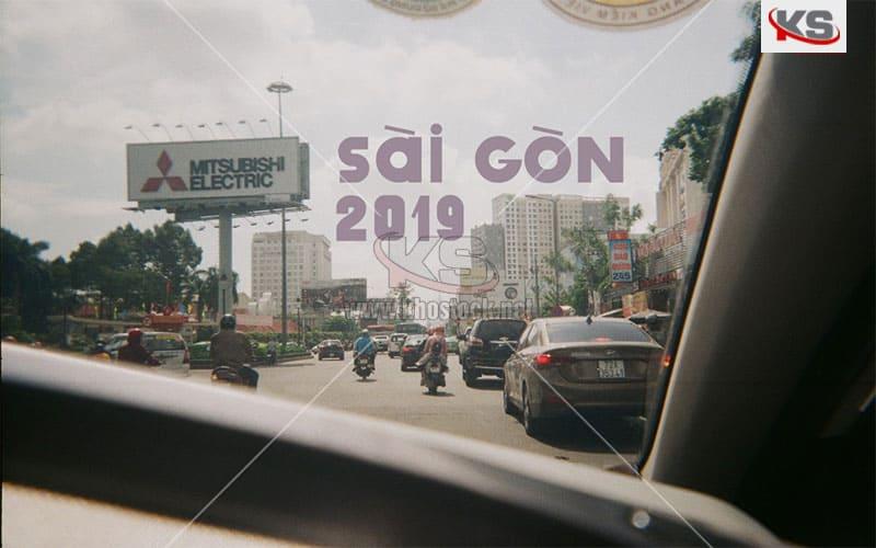 Font Classique Saigon